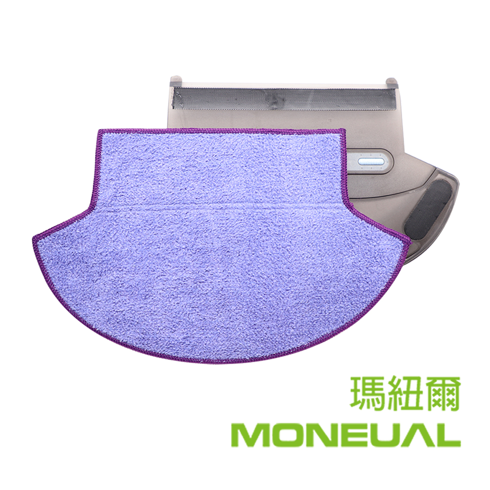 Moneual P10 catch mop 抹布 (1件裝)